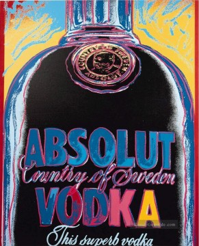 Pop Werke - Absolut Vodka POP