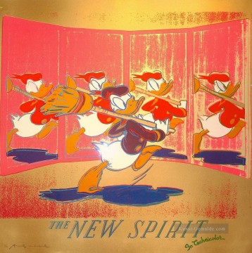 Pop Werke - The New Spirit donald Duck 2 POP