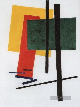 Abstraktions und Dekorations Werke - suprematism 1915 4 Kazimir Malevich abstract