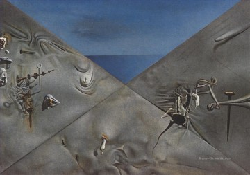 Surrealismus Werke - Hyperxiological Sky Surrealist
