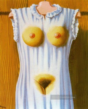 Surrealismus Werke - the philosophy in the bedroom 1962 Surrealist