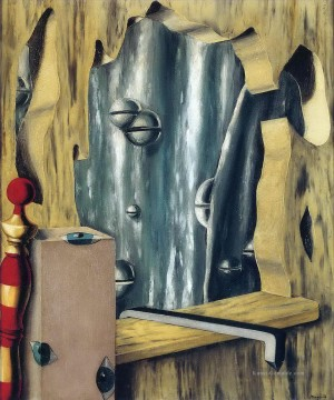 Surrealismus Werke - the silver gap 1926 Surrealist