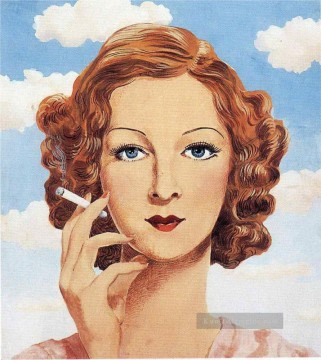 Surrealismus Werke - georgette magritte 1934 Surrealismus