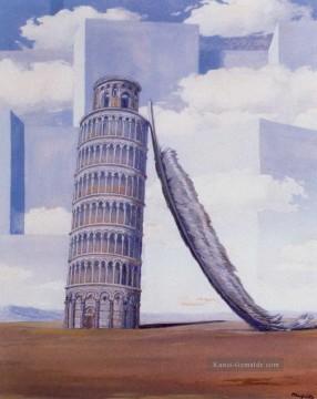 Landschaftsmalerei surrealismus  Verkauf von 1955 Malerei