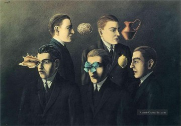 Surrealismus Werke - the familiar objects 1928 Surrealismus
