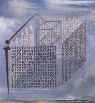 Surrealismus Werke - A Propos des Treatise on kubische Form von Juan de Herrera Surrealismus