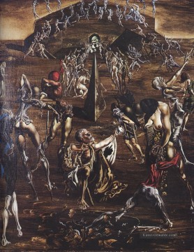 Surrealismus Werke - Resurrection of the Flesh Surrealismus