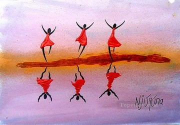 Joy Kunst - Reflection Joy aus Afrika