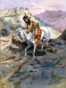 verkaufen werke amerikanischer indianer gem228lde