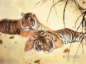 Tier Werke - tigers pictures chinese