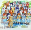 glee club of cats