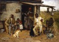 Richard Norris Brooke hund Swap 1881