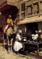 The Metalsmiths Shop Araber Edwin Lord Weeks