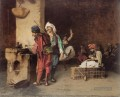 Ein Cafe in Kairo Arabien Jean Leon Gerome