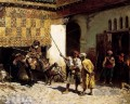 The Arabien Gunsmith Araber Edwin Lord Weeks
