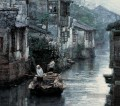 Yangtze River Delta Water Country 1984 Chinese Chen Yifei