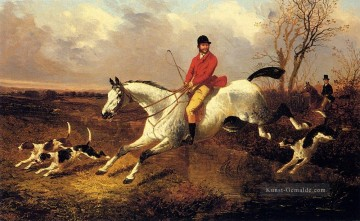 Jagd Werke - Over The Brook John Frederick Herring Jr pferd cynegetic
