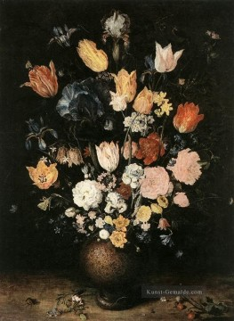 Klassik Blumen Werke - Bouquet Of Blumen Jan Brueghel the Elder Blume