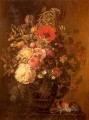 A Still Life With BlumenIn A Greek Vase Johan Laurentz Jensen Blume