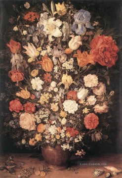 Klassik Blumen Werke - Bouquet 1606 Jan Brueghel the Elder Blume