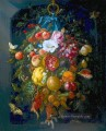 Festoon Blume Jan Davidsz de Heem