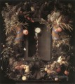 Eucharist In Fruit Wreath Stillleben Jan Davidsz de Heem Blume