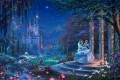 Cinderella tanzt in der Starlight Disney