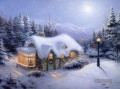 Stille Nacht Thomas Kinkade kinder