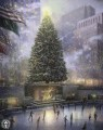 Weihnachten in New York Thomas Kinkade kinder