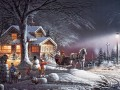Terry Redlin Winter Wonderland Kinder