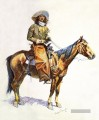Arizona Kuhjunge 1901 Frederic Remington Indiana Cowboy