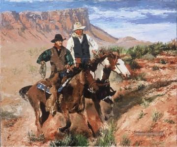 verkaufen werke indianer und cowboy gem228lde