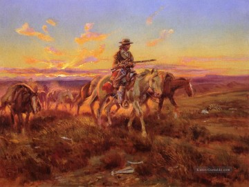 marion - der Freihändler 1925 Charles Marion Russell Indiana Cowboy