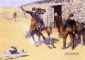 der Apaches Frederic Remington Indiana Cowboy