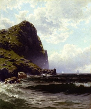Strand Werke - Brundith Kopf Grand Manan moderne Strand Alfred Thompson Bricher