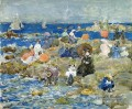 Maurice Prendergast Holiday Nahant