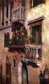 Impressionismus William Merritt Chase 1877 Venedig