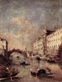 Rio dei Mendicanti Francesco Guardi Venezia