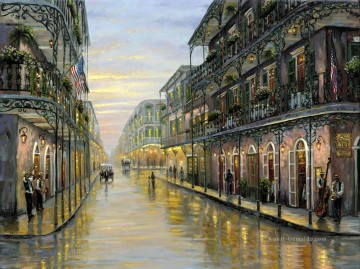 Andere Stadtlandschaft Werke - New Orleans Louisiana cityscapes