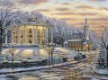 Joys Of Christmas Robert Fi cityscapes