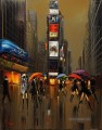 KG Umbrellas of New York cityscapes