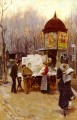 Carlo Brancaccio The Kiosk Paris