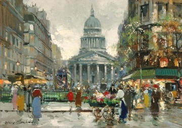 antoine blanchard the pantheon 1 Pariser