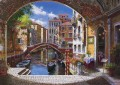 Archway to Venedig