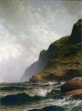 Berg Werke - Grand Summer Grand Manan modern beachside Alfred Thompson Bricher Berg