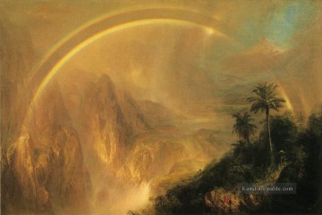 Berg Werke - Rainy Season in the Tropics scenery Hudson River Frederic Edwin Church Berg