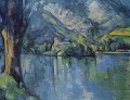 The Lacd Annecy Paul Cezanne Berg