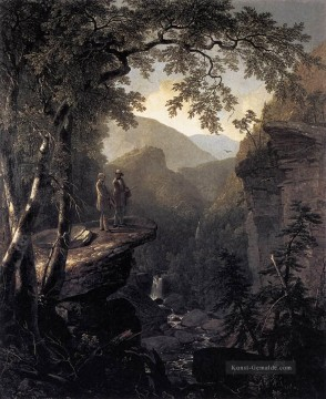 Kindred Spirits Landschaft Asher Brown Durand Berg Ölgemälde