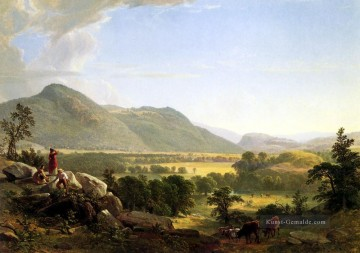 Dover Plain Landschaft Asher Brown Durand Berg Ölgemälde
