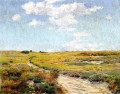 Sunny Afternoon Shinnecock Hills Impressionismus William Merritt Chase Szenerie